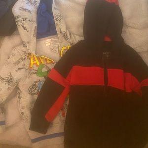 Boys bundle of two sweatshirts